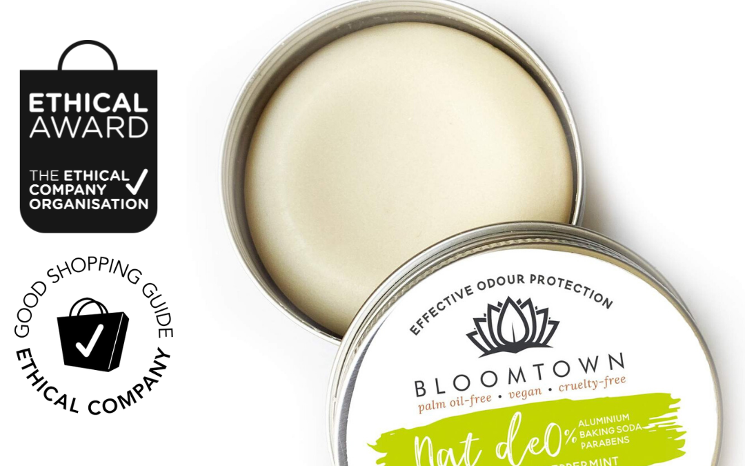Award Winning Ethical Beauty: Bloomtown